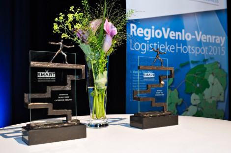 Genomineerden SMART Logistics Trophy bekend